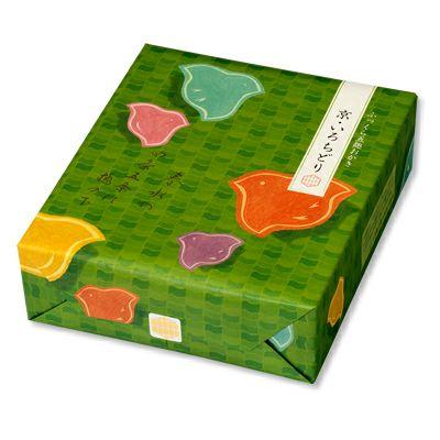 【ふっくら五趣おかき】京・いろちどり A箱 約106袋 410g