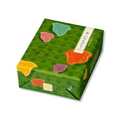 【ふっくら五趣おかき】京・いろちどり B箱 約70袋 260g