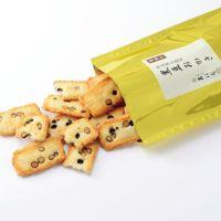 【無選別袋】贅沢黒豆おかき!あっさり塩サラダ仕立 (200g)