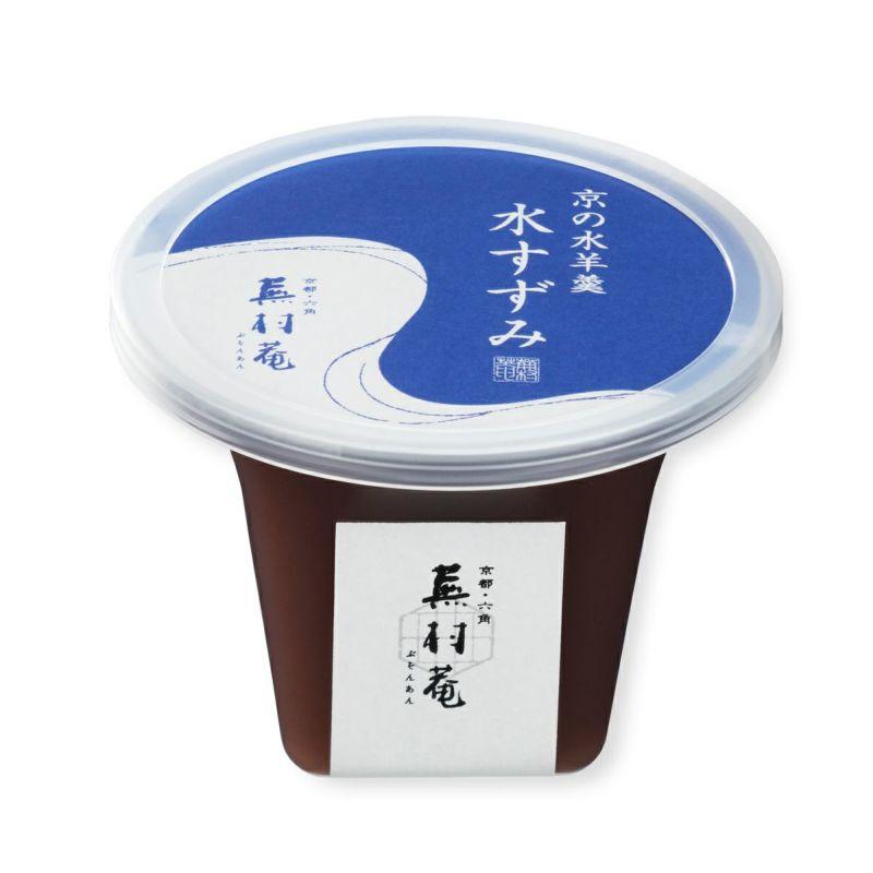 【夏季100個限定】京の水羊羹 水すずみ (110g)