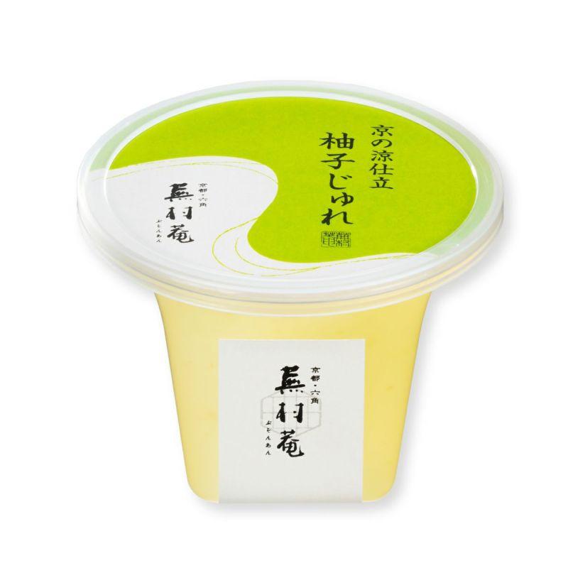 【夏季100個限定】京の涼仕立 柚子じゅれ (104g)